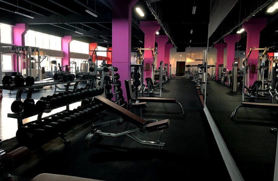 Фитнес-клуб на Академической