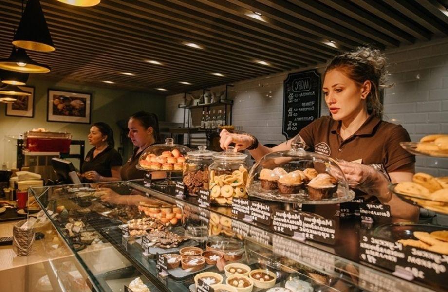 Кафе-кондитерская с наработанной базой клиентов