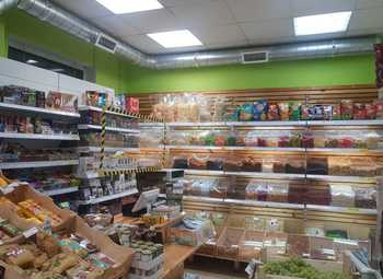 Овощной магазин с высокой прибылью