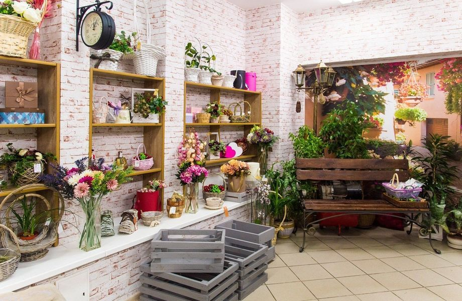 Магазин цветов, подарков и сувениров / Бизнесу 5 лет