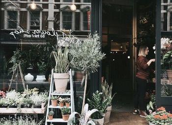Прибыльный цветочный салон-магазин