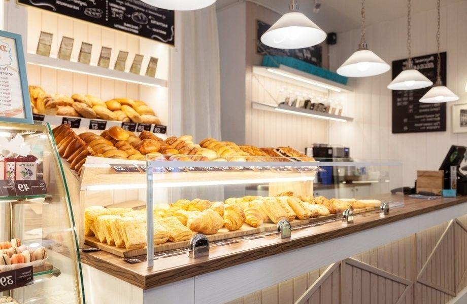 Пекарня полного цикла с уникальной концепцией на севере города