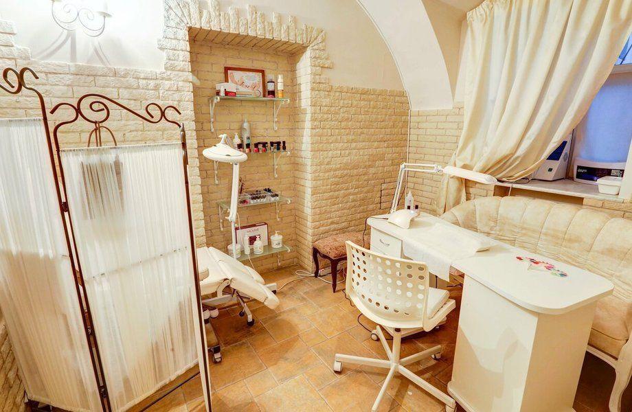 Салон красоты на Третьяковской