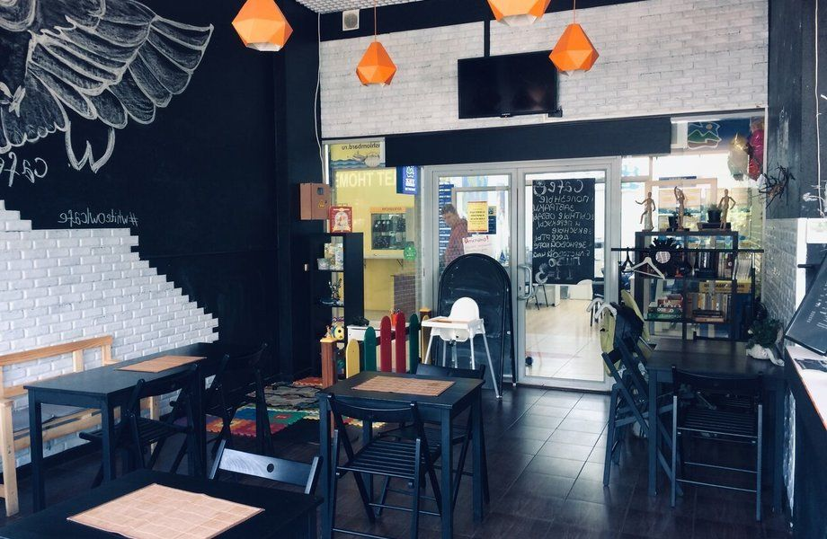 Кафе на Академика Янгеля / Бизнесу 3 года