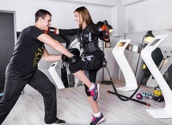 Фитнес студия ЕМС с наработанной базой клиентов