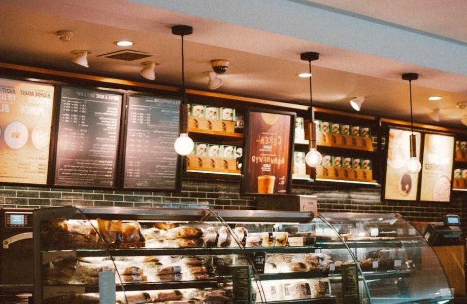 Прибыльная кофейня в деловом районе