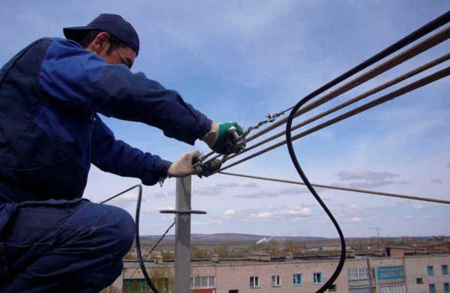 Строительство и монтаж телекоммуникационных сетей