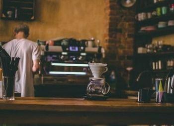 Прибыльная кофейня в крупном БЦ на Севере города