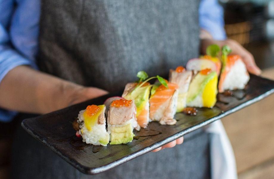 Прибыльный суши-магазин на Юге города