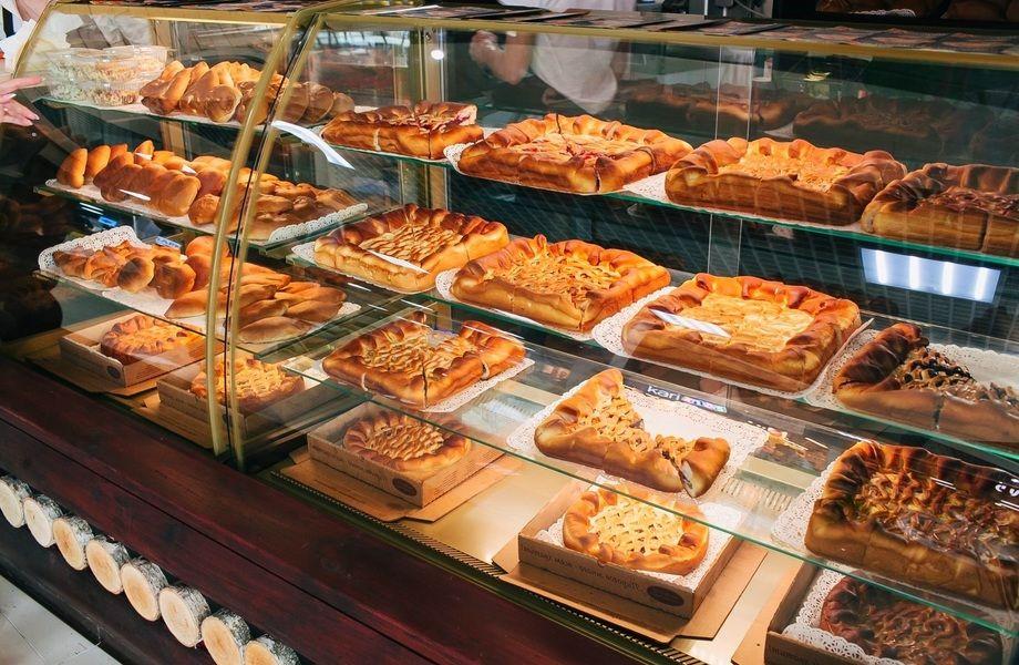 Пекарня+ магазин