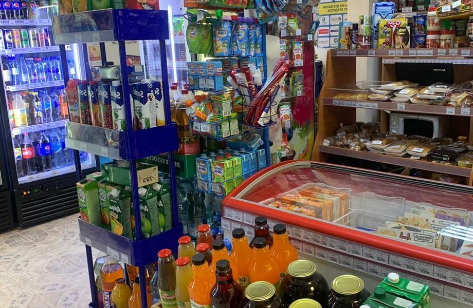 Продуктовый магазин в уникальной локации