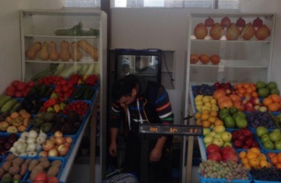 Ларек Фрукты-Овощи