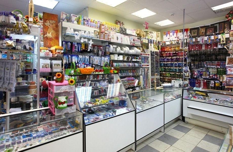 Магазин рукоделия и подарков / Бизнесу 13 лет