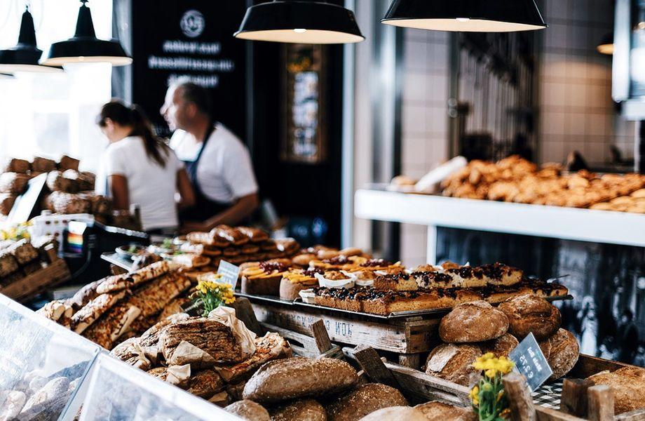 Пекарня полного цикла в густонаселённом районе