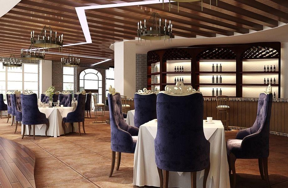Известный ресторан/банкетный зал в Адмиралтейском районе