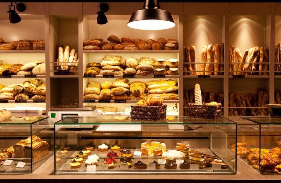 Сеть пекарен в разных районах города