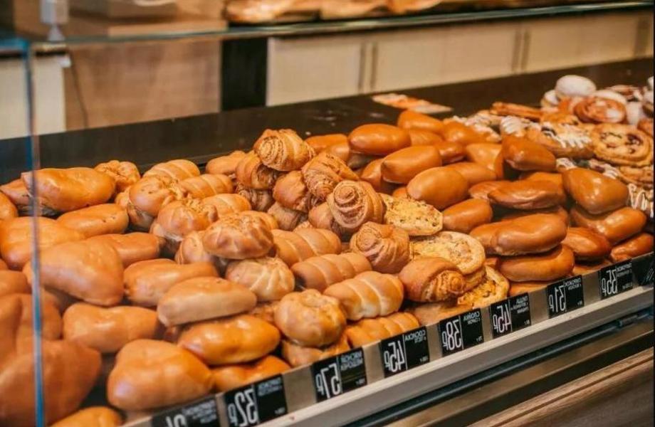 Пекарня  в густонаселенном районе
