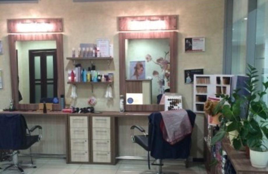 Салон красоты в ТК с высоким доходом