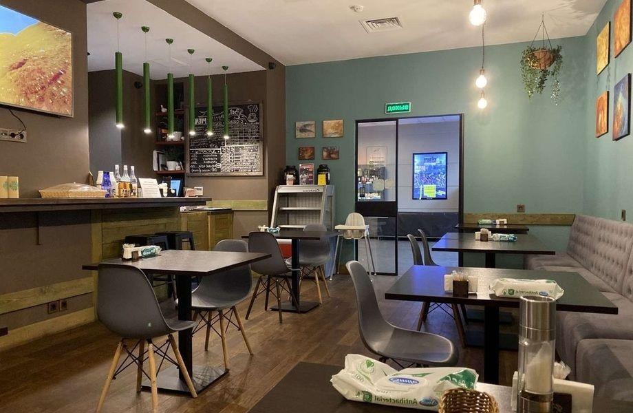 Кафе в фитнес-центре с доставкой (прибыль 250 000 тыс/мес)