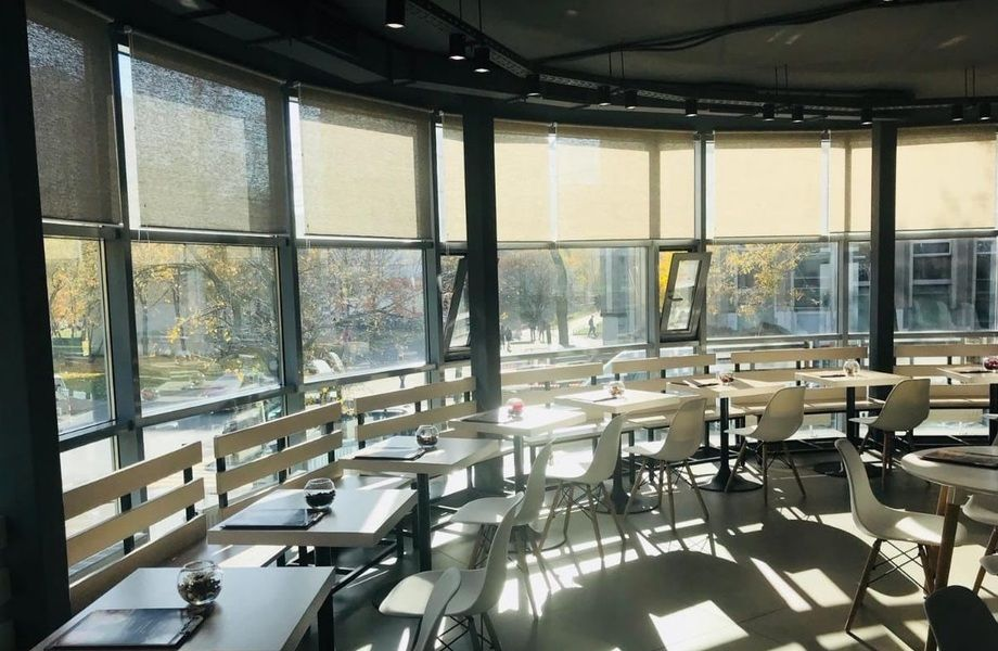 Кафе здорового питания в спортивном центре / Долгосрочная аренда