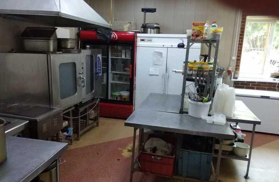Прибыльная столовая с доставкой еды у метро Марьина Роща