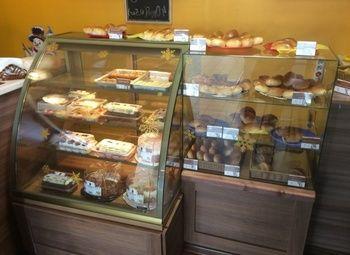Пекарня неполного цикла в бизнес центре