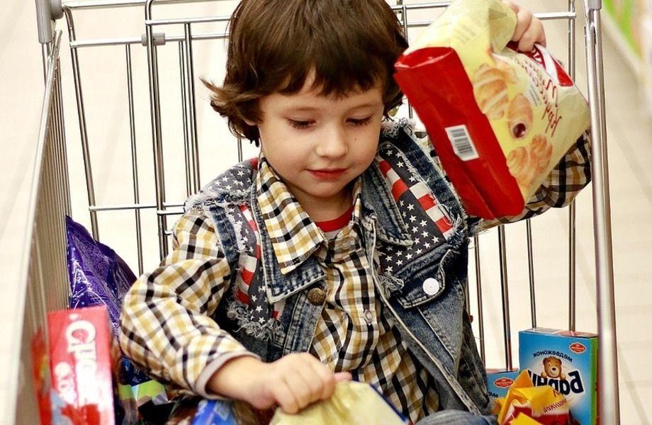 Интернет-магазин с базой поставщиков (товары для детей)