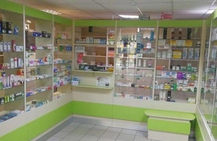Аптека при больнице