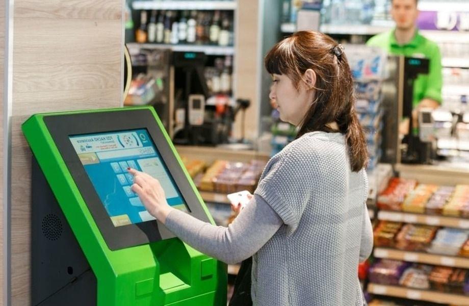 Сеть платежных терминалов/доход от 40.000₽