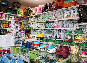 Магазин зоотоваров в Приморском районе