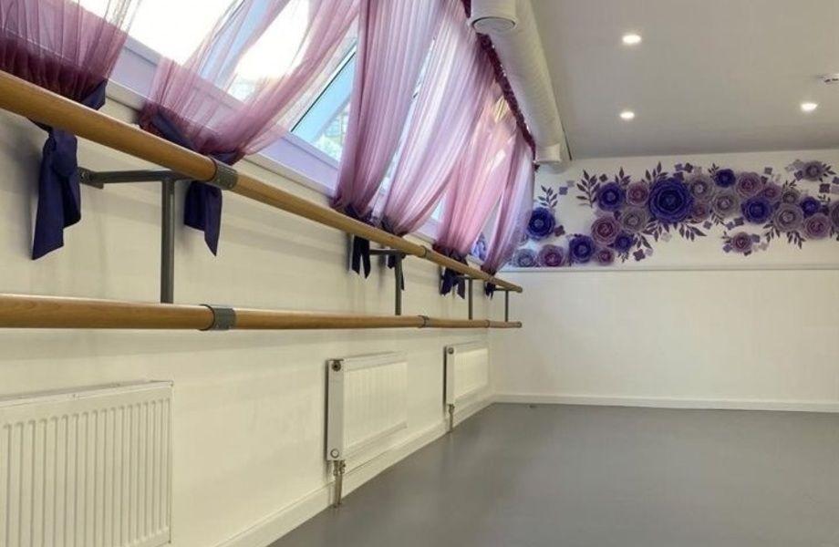Школа балета для детей в ЦАО