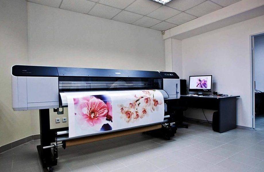 Типография. Производство рекламы и фотообоев
