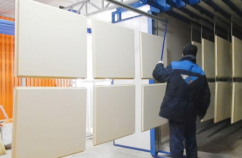 Производство вентилируемых фасадов с контрактами на сбыт