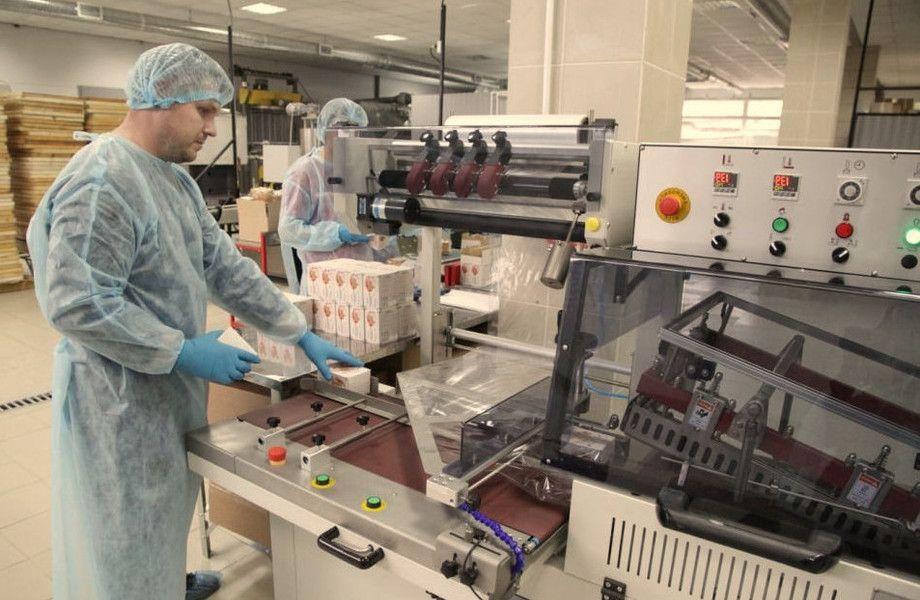 Производство эко-сладостей ручной работы (с свободной землей)