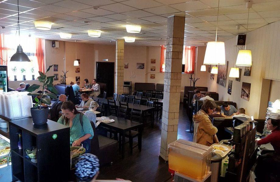 Кафе-столовая. Не сеть. Строго бизнес передается с персоналом.