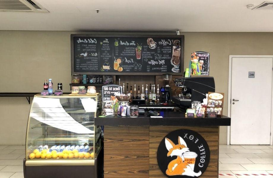 Уютная кофейня в бизнес-центре