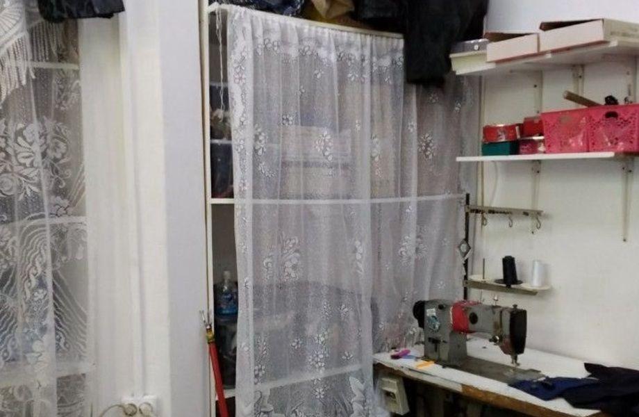 Ателье по ремонту одежды с возможностью добавления услуг