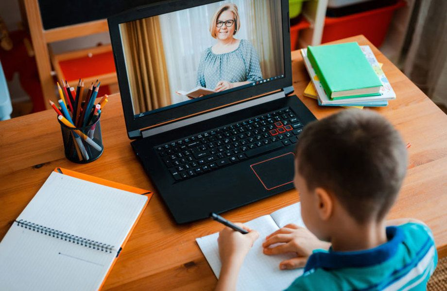 Детская развивающая онлайн-школа