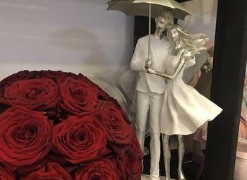 Салон уникальных цветов в бизнес центре