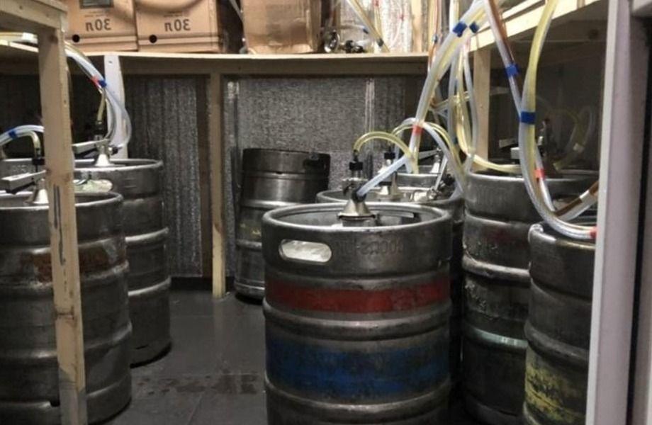 Магазин пива с подтверждённой прибылью