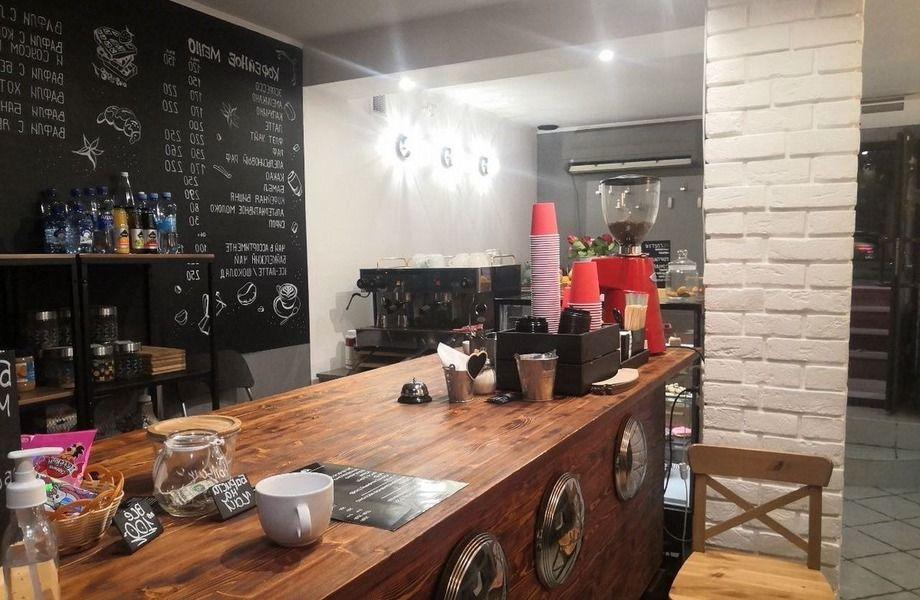 Кофейня на Цветном бульваре