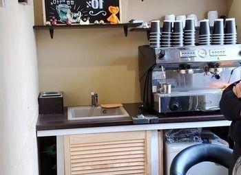 """Кофейня формата """"кофе с собой"""" в рядом с площадью трех вокзалов"""