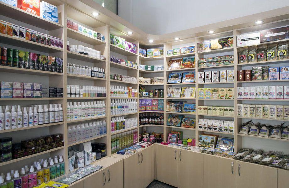 Магазин косметики в высокопроходимом месте