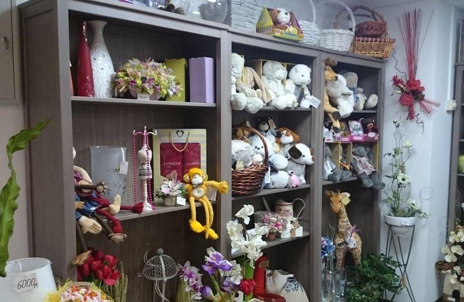 Цветочный салон с собственным интернет-магазином