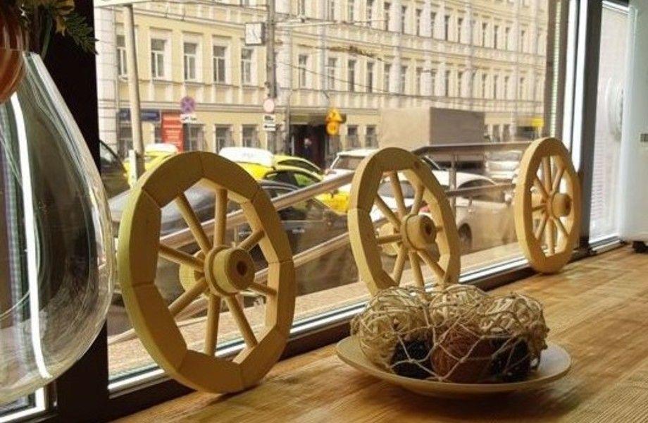 Кофейня в центре Москвы с хорошим пешим трафиком