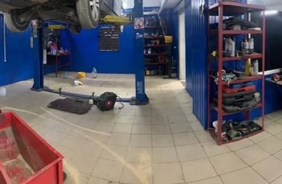 Единственный автосервис по ремонту АКПП в спальном районе