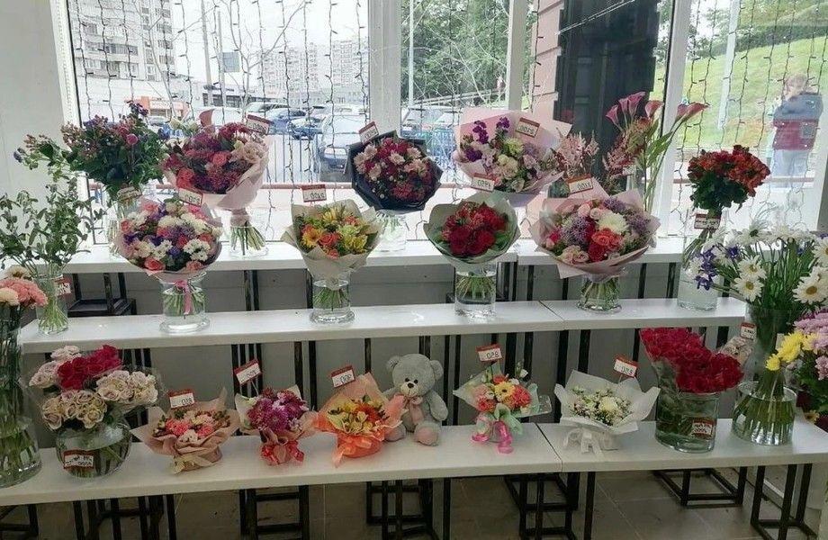 Готовый бизнес. Магазин цветов (бизнесу 5 лет)