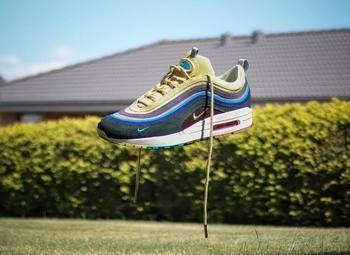 Интернет-магазин кроссовок Nike с прибылью от 200 000₽