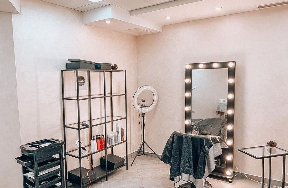 Салон красоты 190 кв.м. в ЖК бизнес-класса / В центре