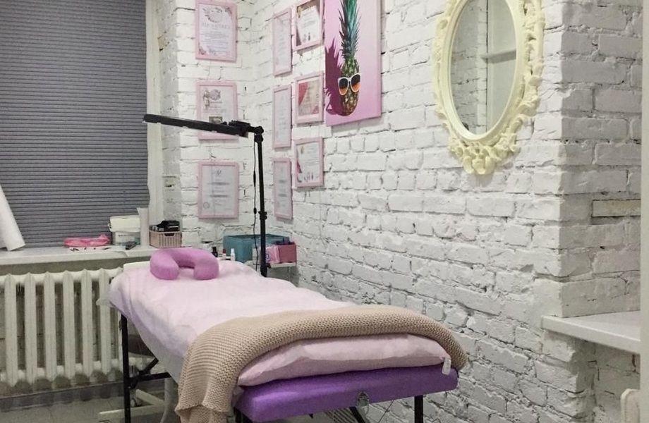 Салон красоты с низкой арендой / Доход 140 000 в месяц